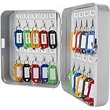 Barska Optics 20 Position Key Lock Box with Key Lock