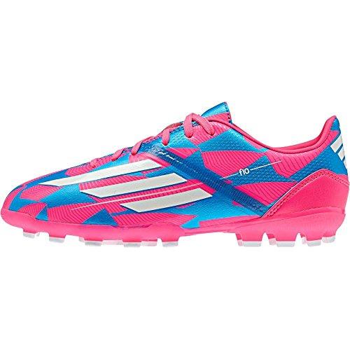 Adidas Boy s F10AG Stiefel, Jungen, F10 AG mehrfarbig