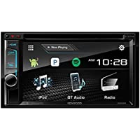 Kenwood Excelon DDX395 In-Dash DVD Receiver with Bluetooth
