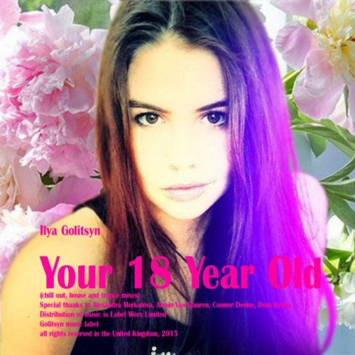 Your 18 year old house mix by ilya golitsyn on amazon for Old house music mix