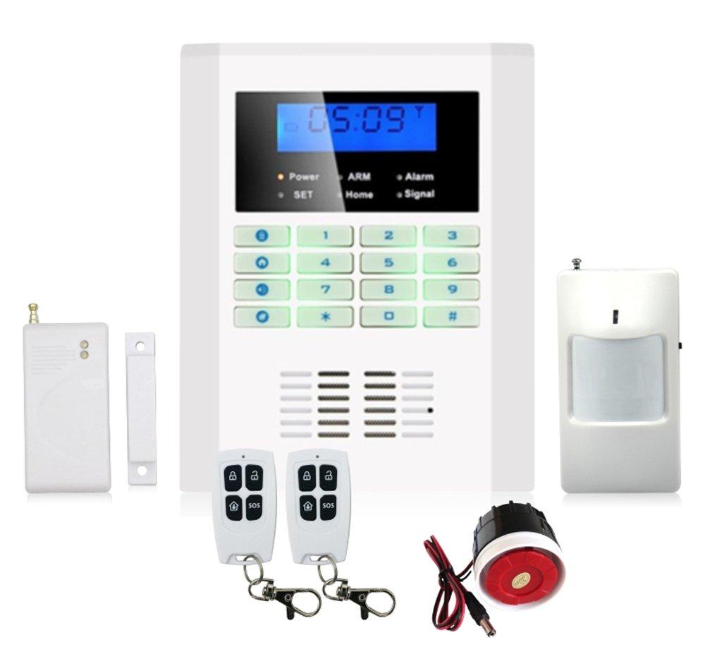 Nuevo doble red GSM y PSTN sistema de alarma de seguridad ...