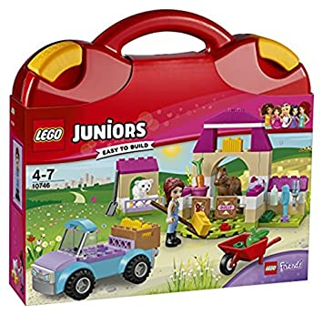 LEGO Juniors Maletín de granja