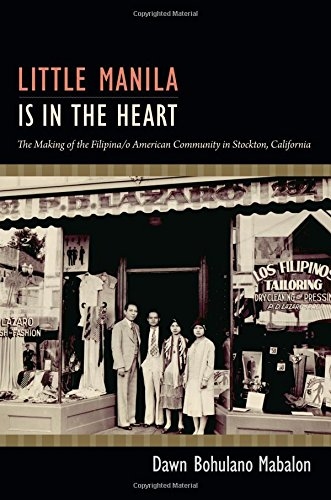 Little Manila Heart Community California