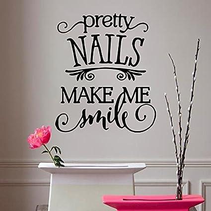 Amazon Com Hair Salon Decor Wall Decal Hair Salon Art Beauty Salon