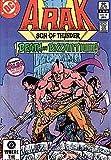Arak, Son of Thunder (1981 series) #17