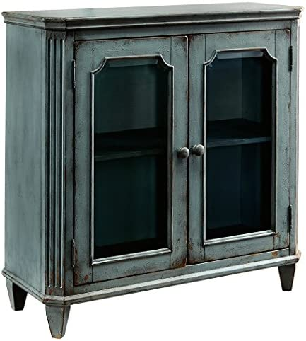 Ashley Furniture Mirimyn Wood Door Accent Cabinet