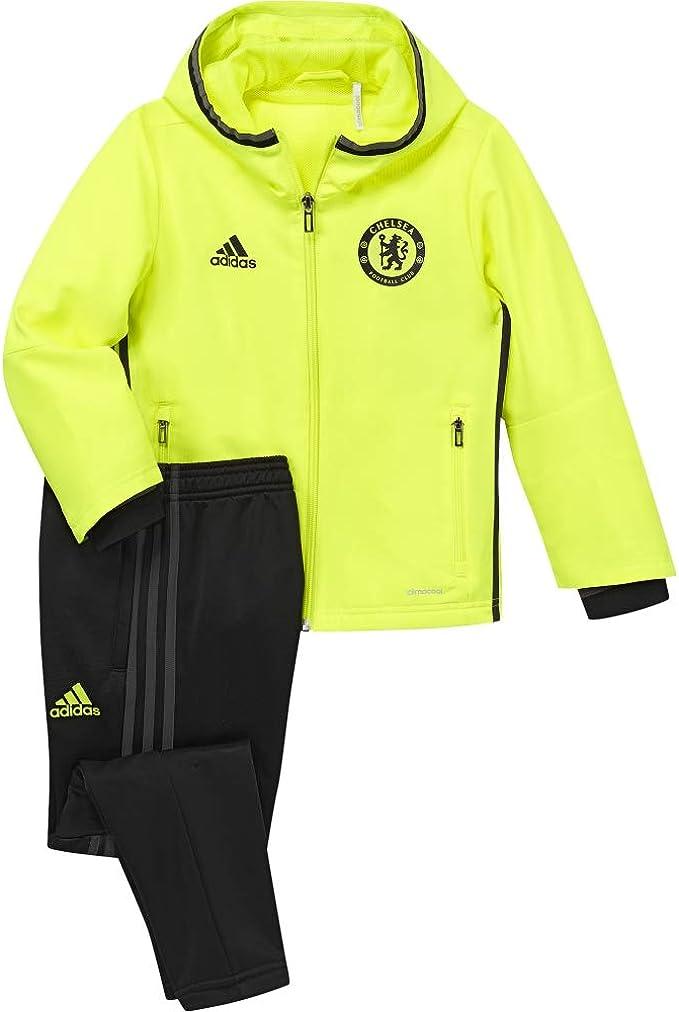 adidas Chelsea Pre Suit In Chándal, Niños: Amazon.es: Deportes y ...