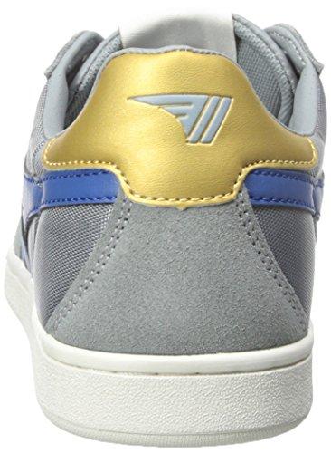 Gola Hommes Europe Fashion Sneaker Gris / Bleu