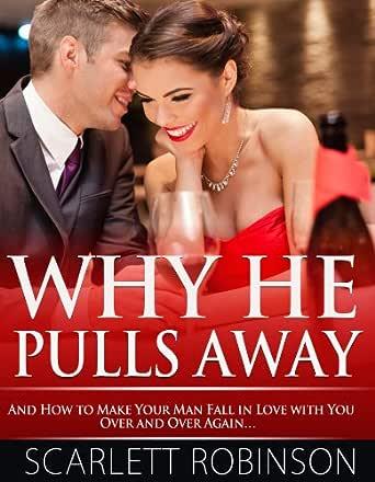when he pulls away