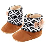 Susenstone Baby Toddler Infant Girl Snow Boots Soft Sole prewalker Crib Shoes (13)