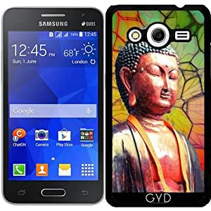 Funda para Samsung Galaxy Core 2 SM-G355 - Buda Zen Religión Yoga by WonderfulDreamPicture