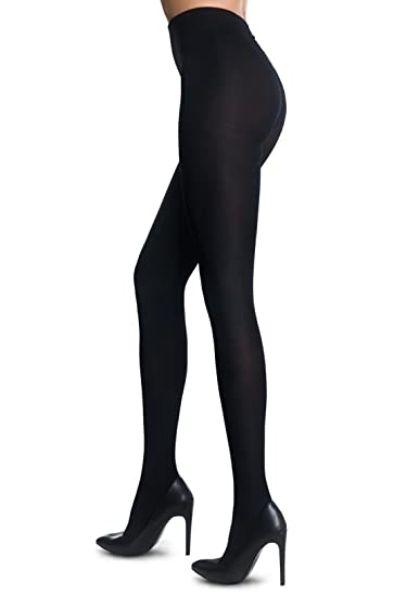 e7796d656 Stop Cellulite 70 Denier Black Opaque Premium Anti-cellulite Tights - Size  1 (Small
