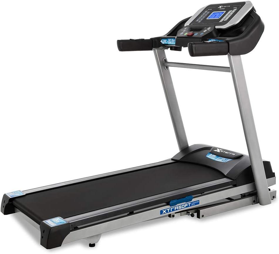 XTERRA Fitness TRX2500 Folding Treadmill