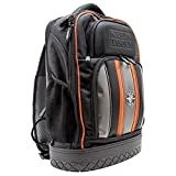 Backpack, Electrician Tool Bag, Tradesman Pro Organizer, 25 Pockets, Tablet Compartment Klein Tools 55603