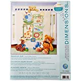 Dimensions Needlecrafts Stamped Cross Stitch, Savanah Quilt