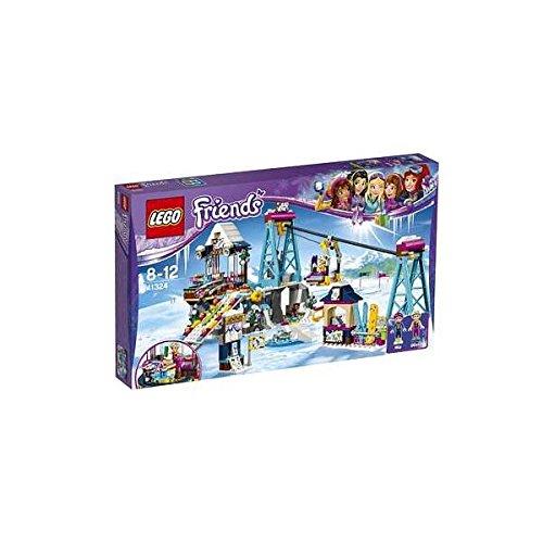 レゴジャパン 41324 レゴ(R)フレンズ ハートレイク キラキラスキーリゾート 【LEGO】 ホビー エトセトラ おもちゃ ブロック LEGO レゴ top1-ds-1936823-ah [簡素パッケージ品] B079Q2H5SC