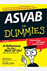 ASVAB For Dummies Paperback