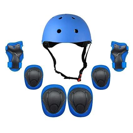 1-1 Sports Cascos para Niños, ABS Anti-Caída Proteccion Infantil para Niñas
