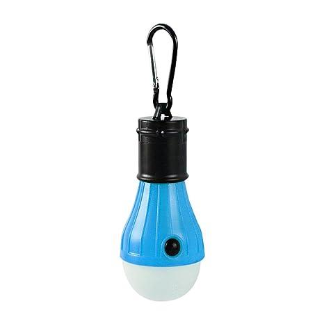 ROLYPOBI - Lámpara LED portátil para Tienda de campaña: Amazon.es ...
