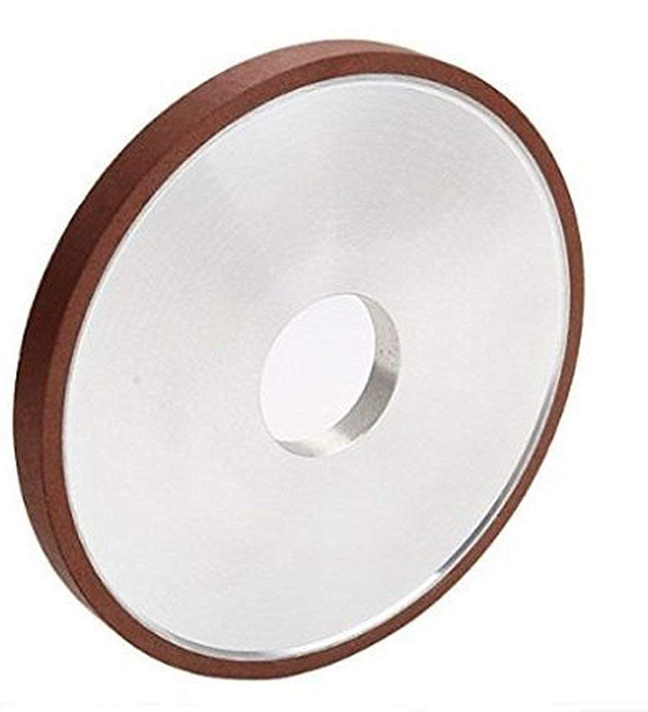 MXBAOHENG 180# 150D 32H 6T 4X Parallel Resin Diamond Carbide Tungsten Stell Granding Wheels Resin Bonded Alloy Grinding Wheels