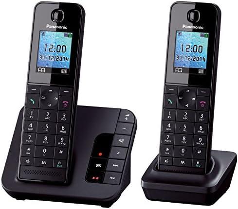 Panasonic Kx Tgh222gb Komfort Telefon Mit Elektronik