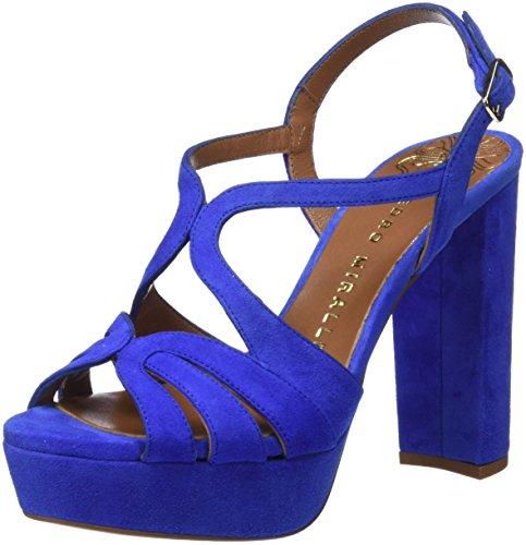 Pedro Sandales Femme 18675 Miralles Bleu Bout Ouvert bluette 77UBvrwqx