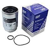 iFJF TP3018 Fuel Filter with Seals for Chevy Duramax Fuel Filter and GMC 6.6L Diesel Trucks 2004-2016 (Filter)