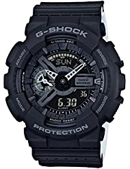 G-Shock Mens GA-110LP Black