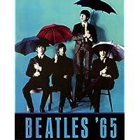 The Beatles Umbrellas 65 Classic Rock Music Legends Icons Postcard Poster Print 11x14