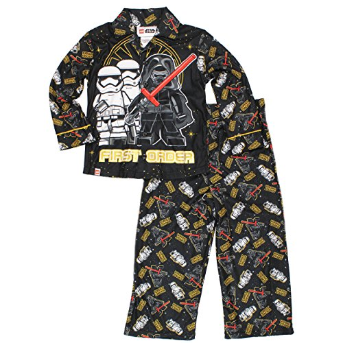 Star Wars Flannel Pajamas Little