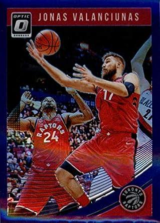 a11467a8c5c83 Amazon.com: 2018-19 Donruss Optic Purple Basketball #43 Jonas ...