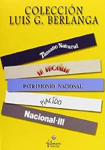Pack: Luis G. Berlanga (Incluye 5 Películas) [DVD]