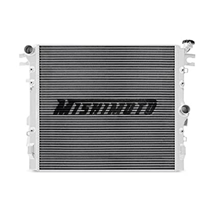 mishimoto mmrad wra 07 jeep wrangler jk performance aluminum radiator, 2007 2014, silver Radiator Drain Plug Removal