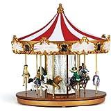 Mr. Christmas Jubilee Carousel Light