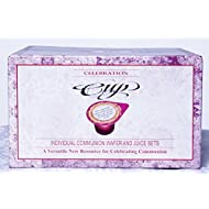 Celebration Cup 250 Prefilled Communion Cups with Juice and Wafer
