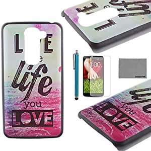 Little Feet Pattern PU Leather Full Body Case with Stand for HTC Desire 500