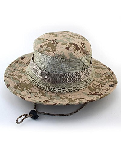 Revgear Long Sleeve (YOYEAH Outdoor Outdoor Mesh Sun Hat Bucket Hats Camouflage Hunting Fishing Hats Desert)