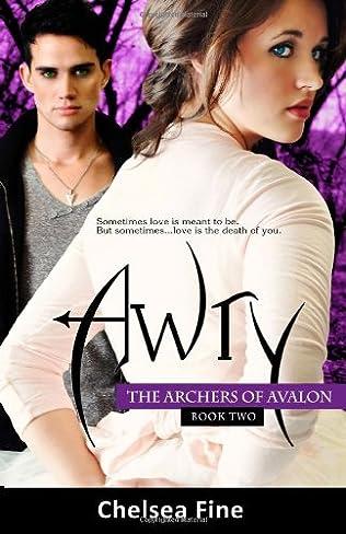 book cover of Awry