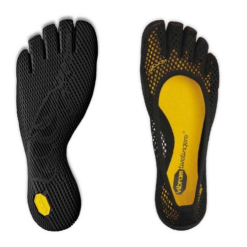 Chaussures VI loisirs noir orteils femme de Vibram pour FiveFingers B à xq5wZWn0tv