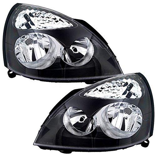 ENERGIZED CUSTOMS HL6198 HL6199 Headlights Headlamps Aftermarket