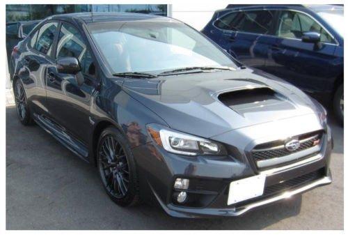 ELITEWILL Dual Position Front License Plate Holder Kit 2015-16 Subaru WRX /& STi