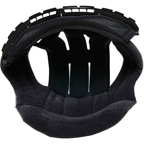 Shoei RF-1100 Center Pad M9 Street Motorcycle Helmet Accessories - Black/Medium