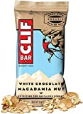 CLIF ENERGY BAR 48 Count, yIoPAzT White Chocolate Macadamia Nut