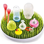 Countertop Drying Rack - Use For Baby Bottles, Glassware, Dishes, Accessories - Best Drying Rack For Baby Bottles And Baby Supplies