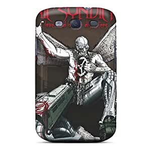 Protective Hard Phone Cover For Samsung Galaxy S3 (OzU4036zKuk) Provide Private Custom HD Guns N Roses Skin