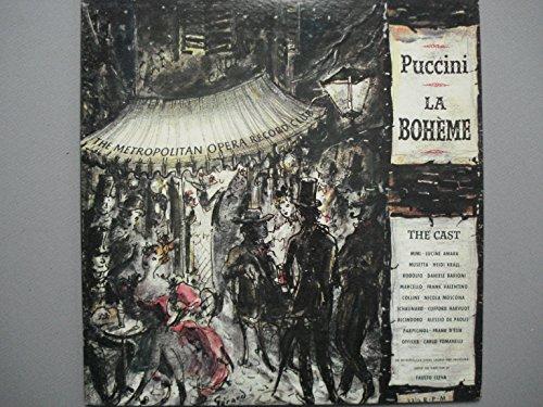 Puccini: La Boheme (Heidi Vinyl)
