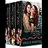 Pirates & Petticoats Historical Saga Books 1-3: Hart's Desire, Hart's Passion, Hart's Reward; A Romantic Family Saga