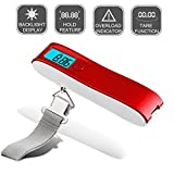 Luggage Scale UPPEL Portable Travel Digital Hanging Luggage Weighing Scale  ....