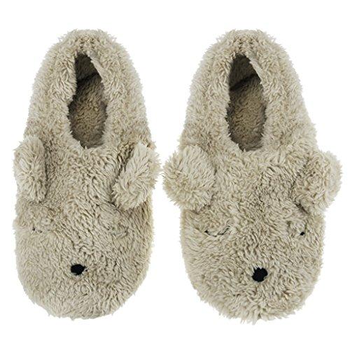 Womens Adorable Slipper Cartoon Footwear