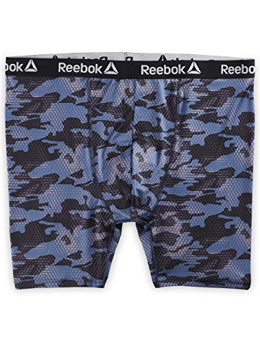 Reebok Big and Tall Camo Boxer Briefs